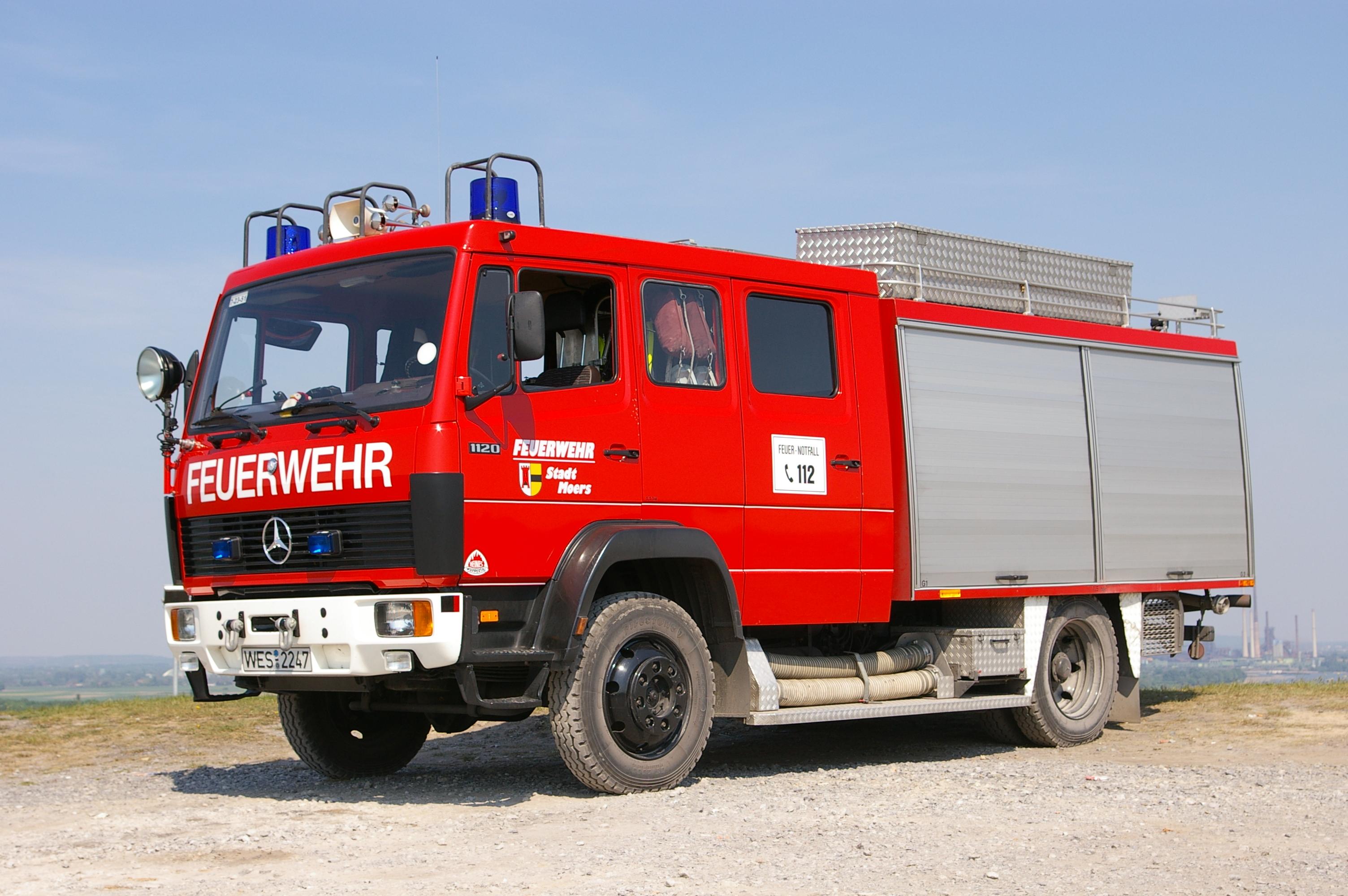 Tanklöschfahrzeug TLF 16/25