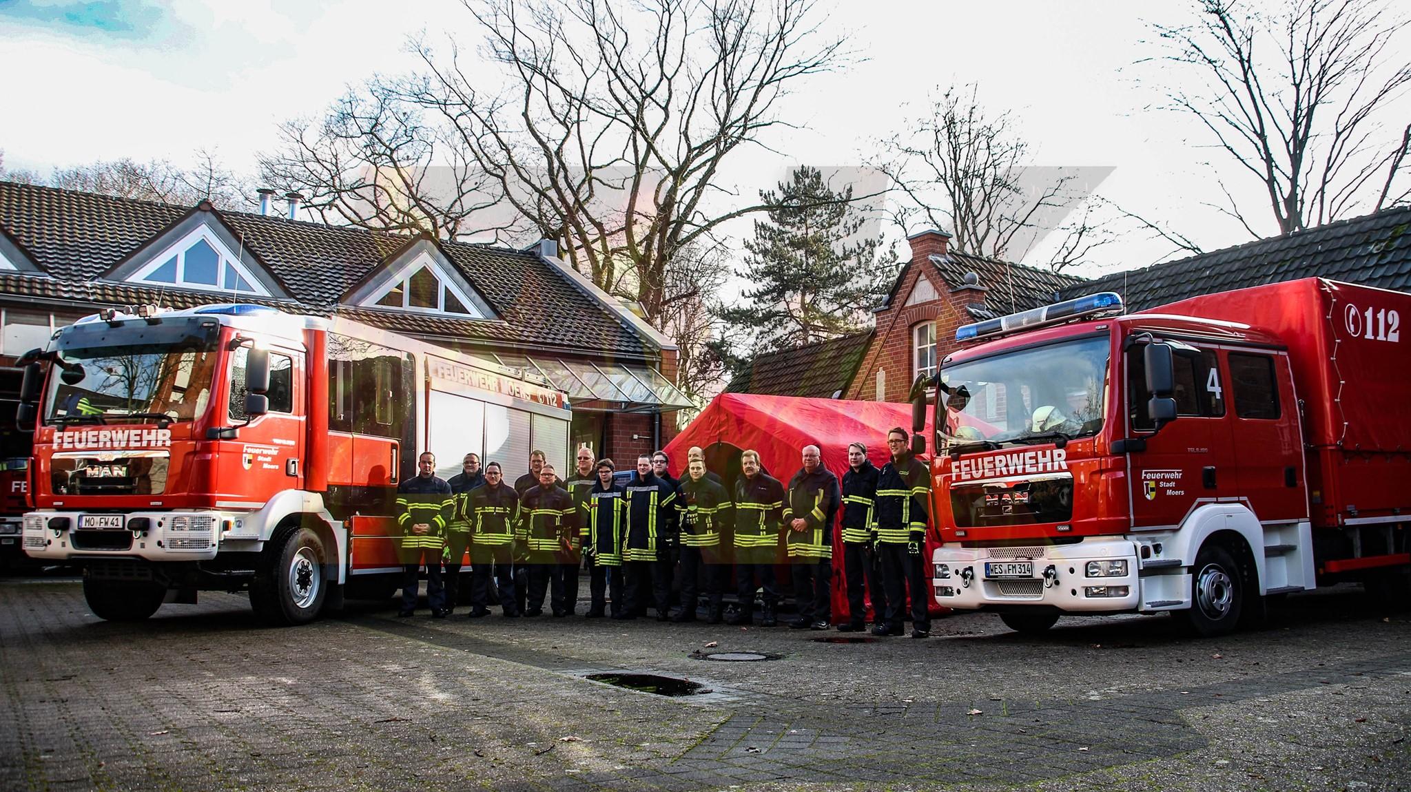 Blaulicht-News Krefeld stellt SEG Rettung vor